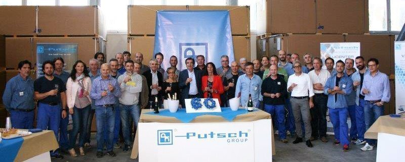 Putsch Meniconi celebrating its 60th anniversary
