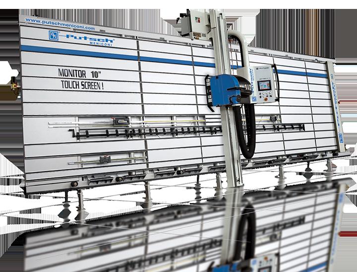 Sezionatrice per pannelli SVP 980 AT