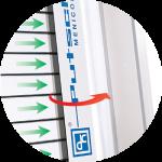 seccionadoras para cortes verticales