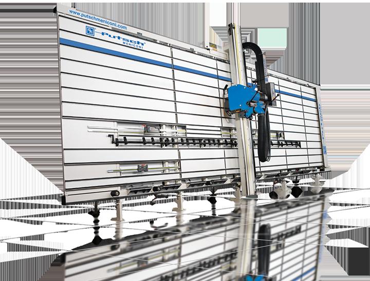 Macchina sezionatrice automatica SVP 950