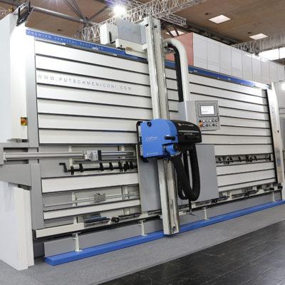 Vertical beam saw for panels SVP 145 Putsch Meniconi