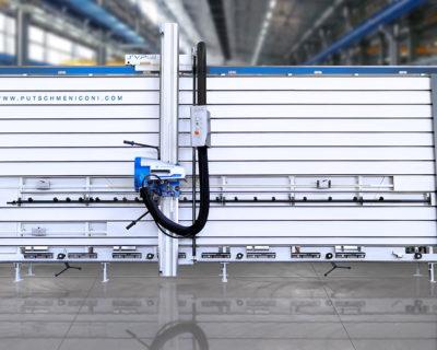 Vertical cutting machine SVP 145 PLUS Putsch Meniconi