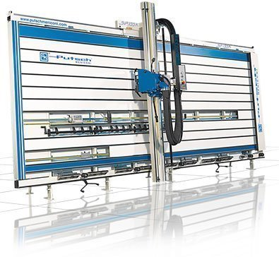 Vertical cutting panel saws - Putsch Meniconi: best way to