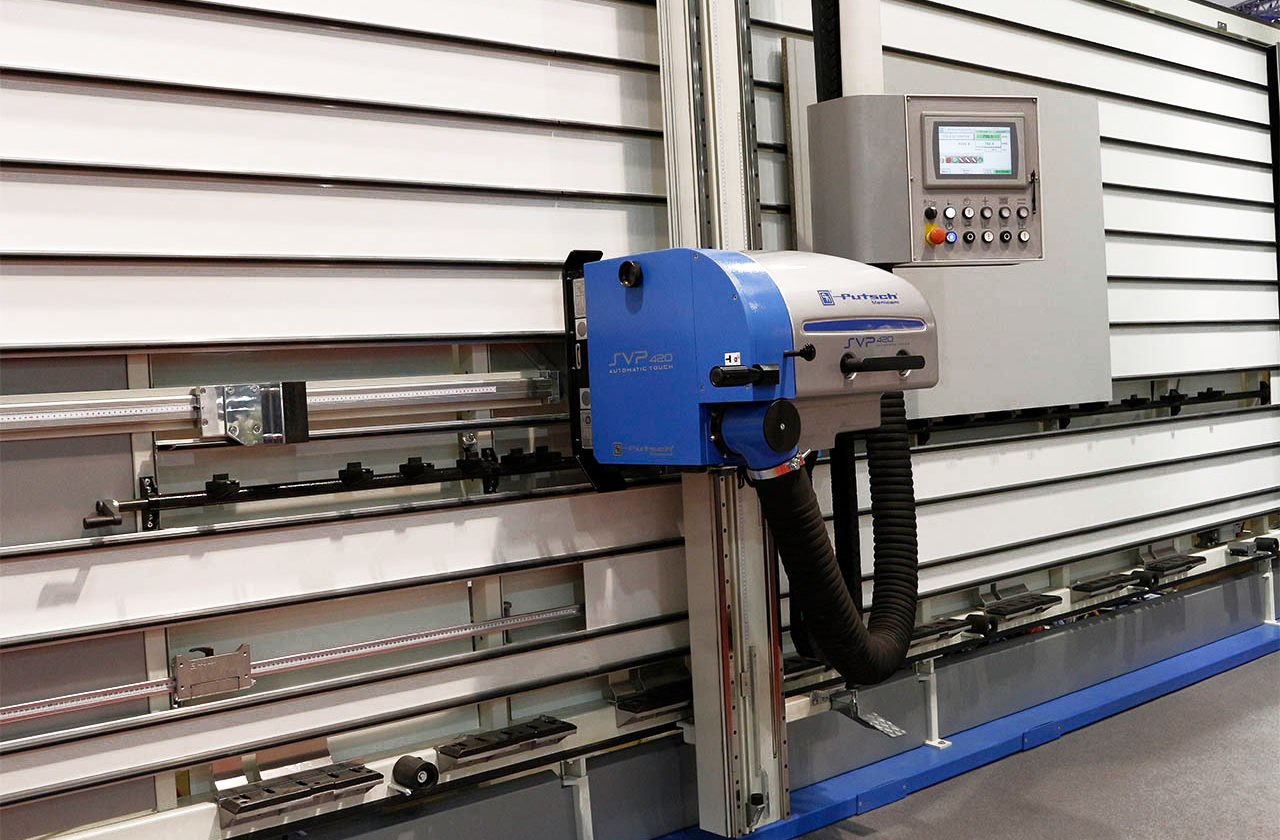 Vertical panel saw SVP 420 Automatic Touch