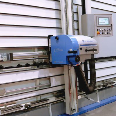 Putsch Meniconi Vertical panel saw