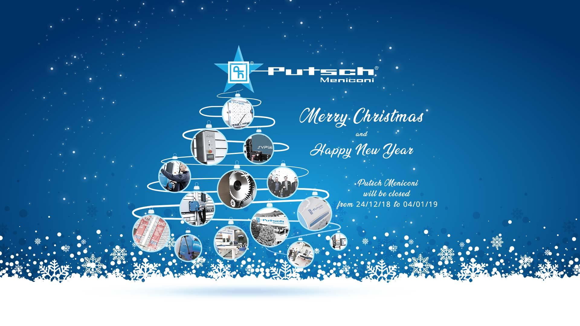 Merry Cristmas 2018-2019