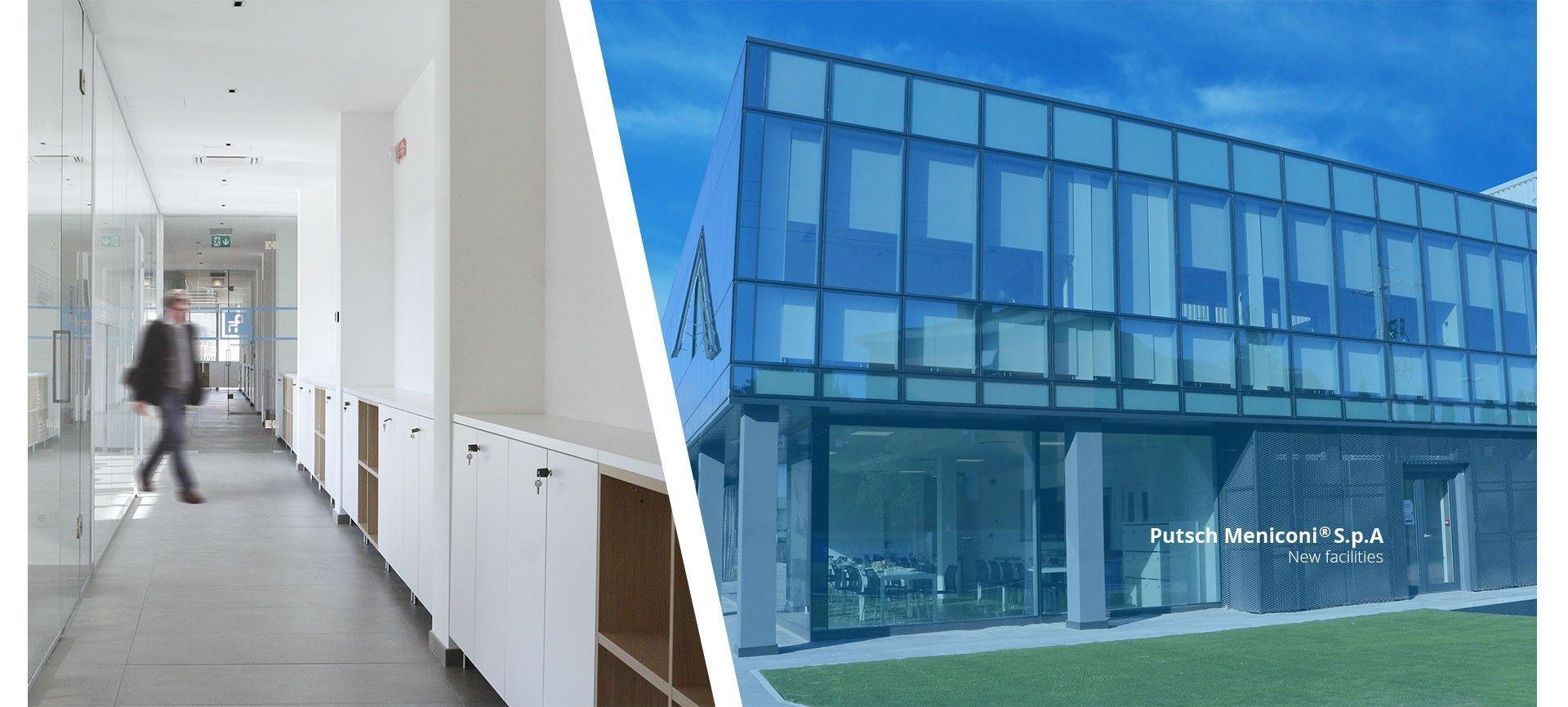 Putsch Meniconi renovates its facilites